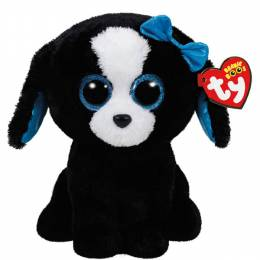 Ty Tracey the Dog Beanie Boo's Medium Plush