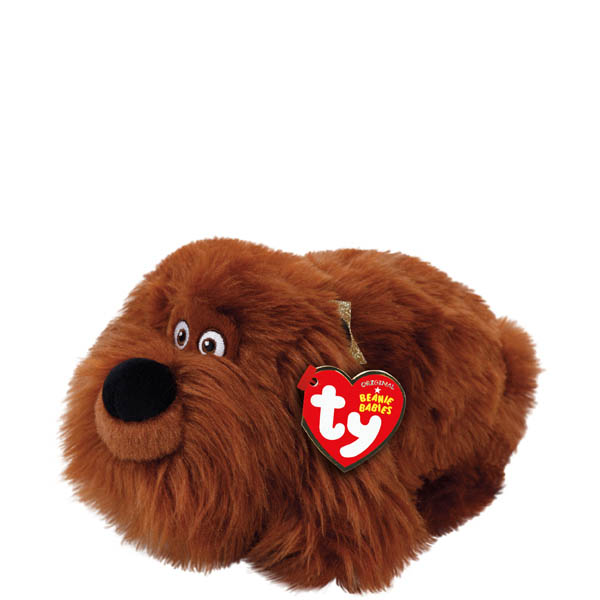 Ty The Secret Life of Pets Duke Beanie Babies Plush