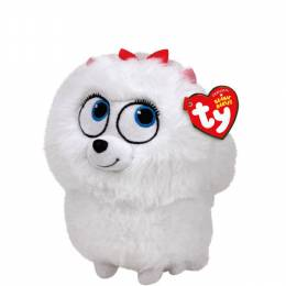 Ty The Secret Life of Pets Gidget Beanie Babies Plush
