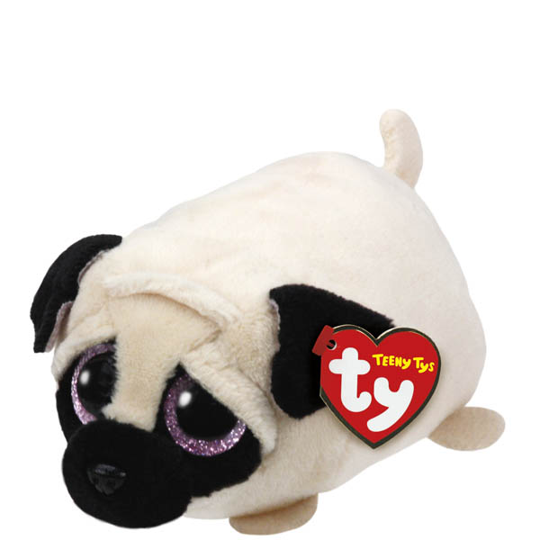 Ty Candy the Pug Teeny Tys Plush