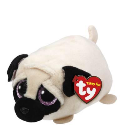 Candy the Pug Teeny Tys Plush