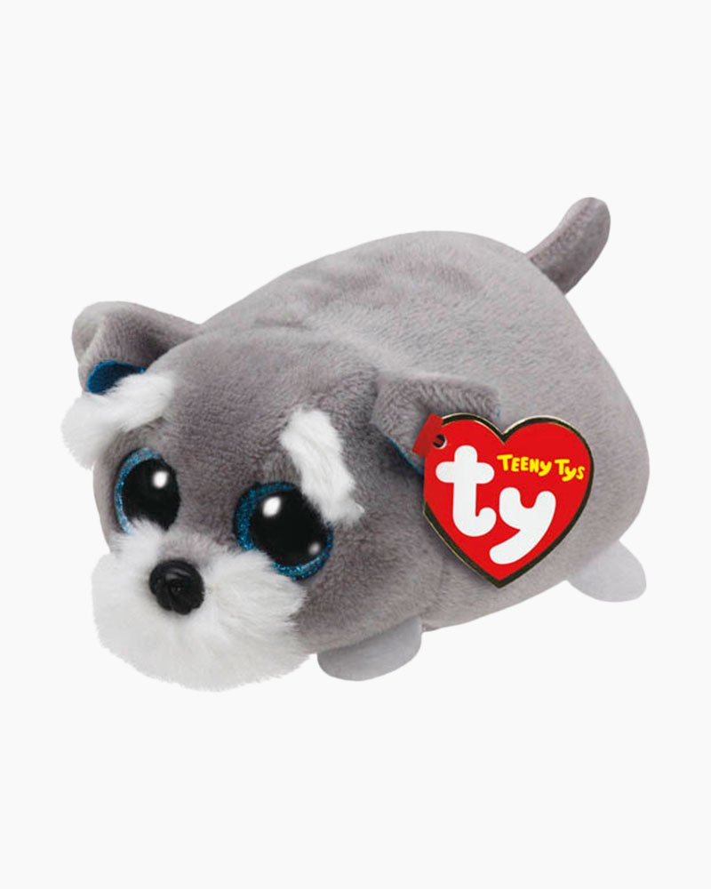 Ty Jack the Schnauzer Teeny Tys Plush