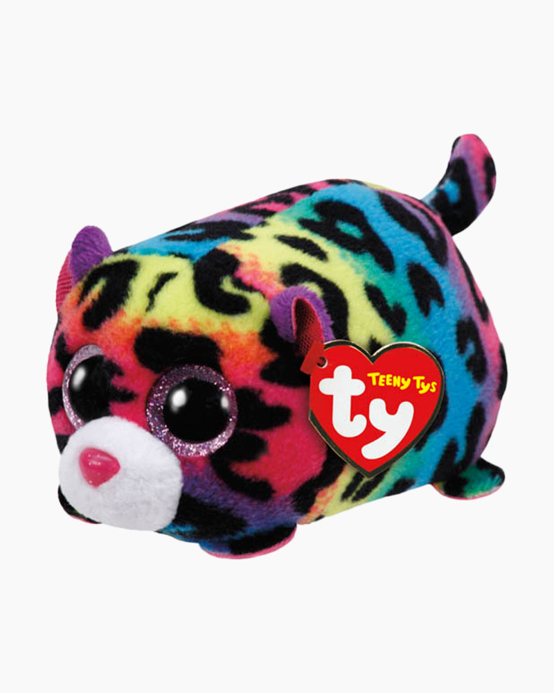 Ty Jelly the Leopard Teeny Tys Plush