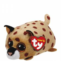Ty Kenny the Leopard Teeny Tys Plush