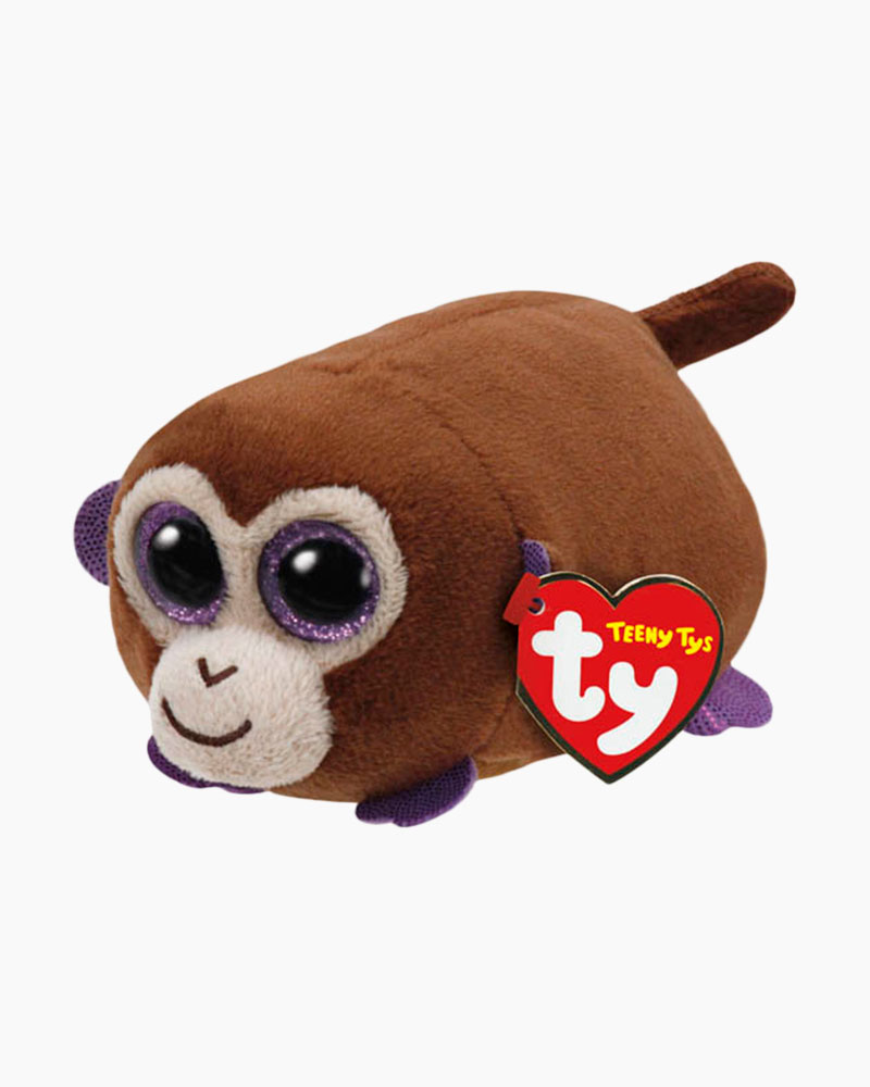 Ty Monkey Boo the Monkey Teeny Tys Plush
