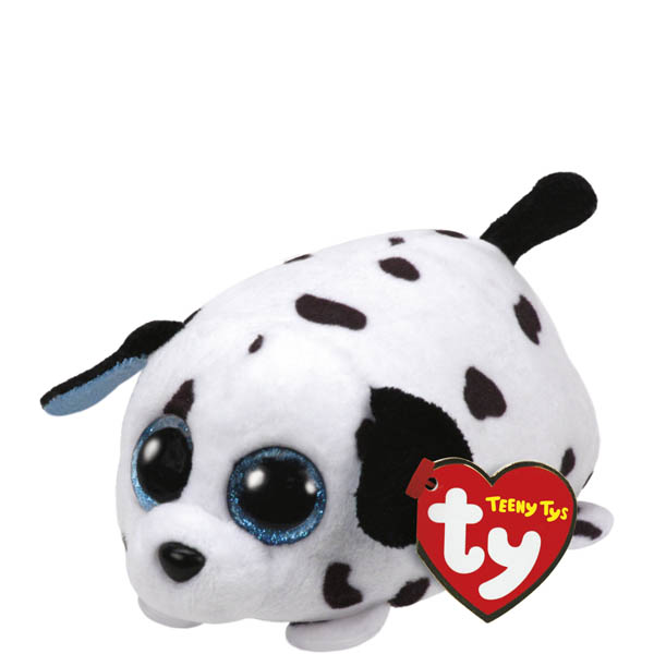 Ty Spangle the Dalmatian Teeny Tys Plush