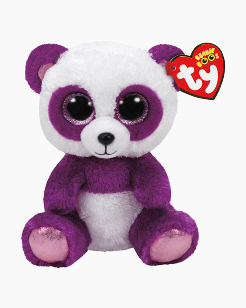 Ty Boom Boom the Panda Beanie Boo's Regular Plush