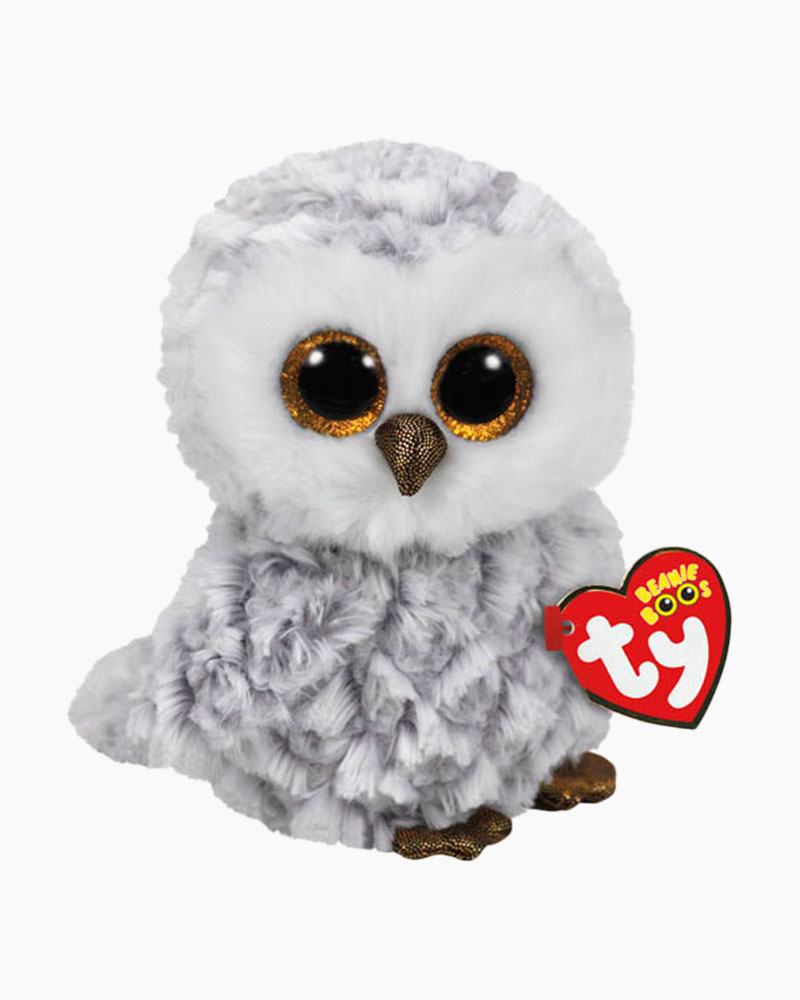 Ty Owlette the Owl Beanie Boo's Regular Plush