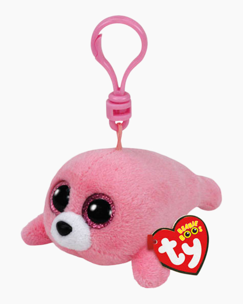 Ty Pierre the Seal Beanie Boo's Clip
