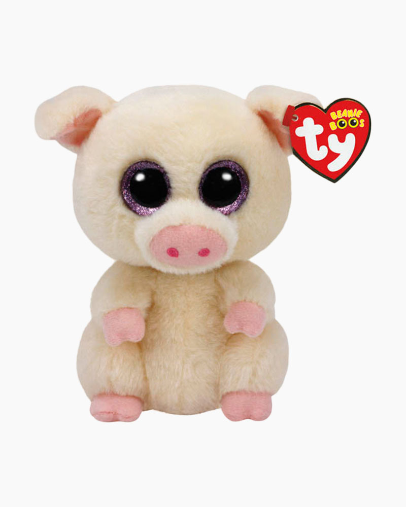 Ty Piggley the Pig Beanie Boo's Regular Plush