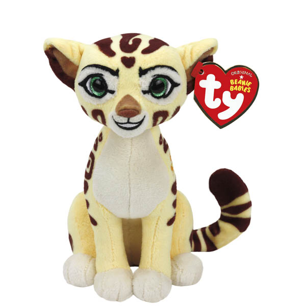 Ty Disney's The Lion Guard Fuli the Cheetah Beanie Babies Plush