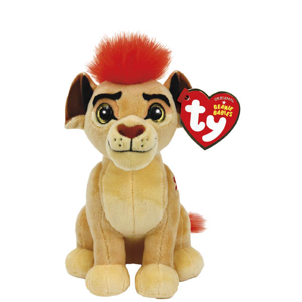 Ty Disney's The Lion Guard Kion the Lion Beanie Babies Plush