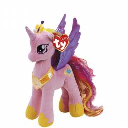 Ty Princess Cadance Beanie Babies Plush