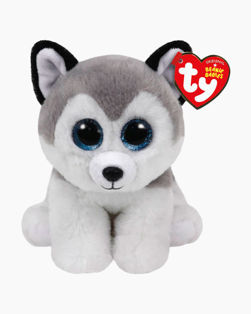 Ty Buff the Husky Classic Regular Plush