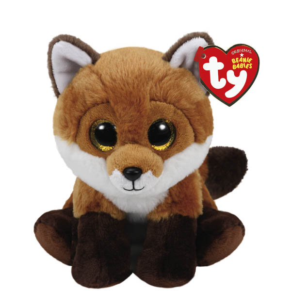 Ty Fay the Fox Classic Regular Plush