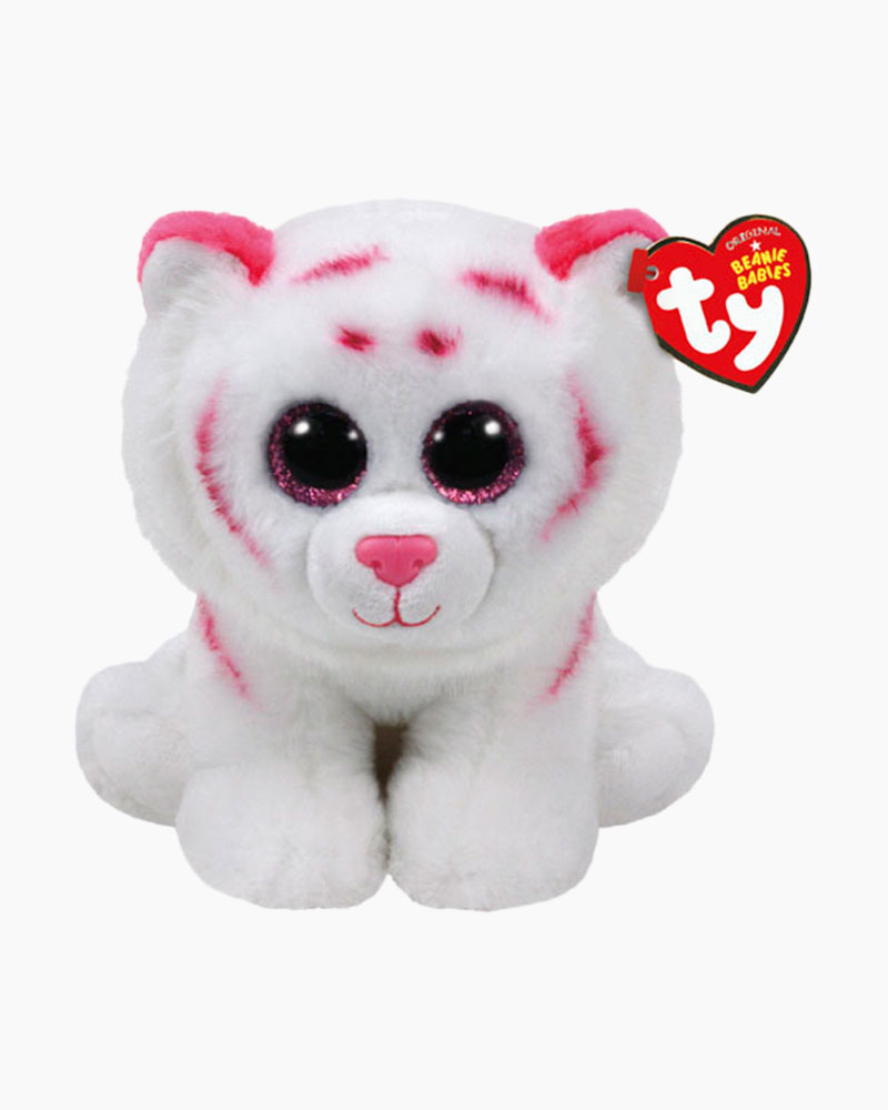 Ty Tabor the Tiger Classic Regular Plush