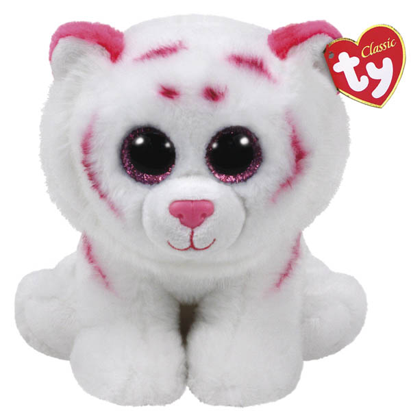 Ty Tabor the Tiger Classic Medium Plush