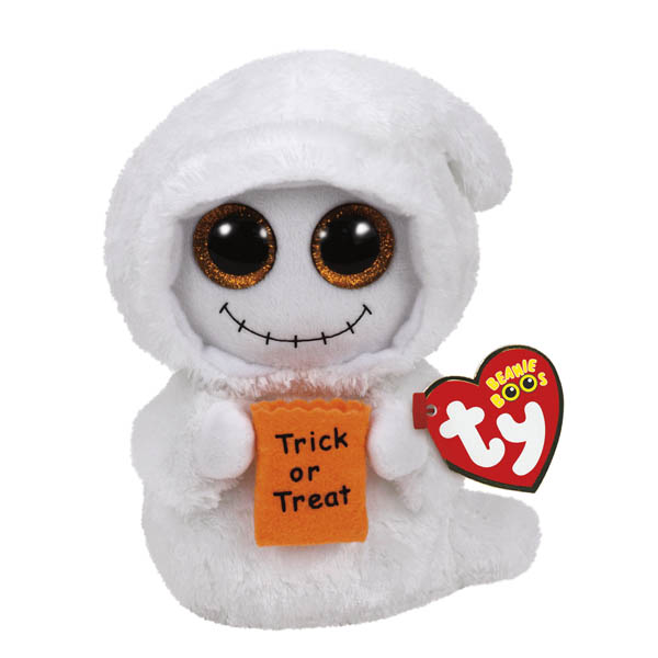 Ty Mist the Ghost Beanie Boo's Regular Plush