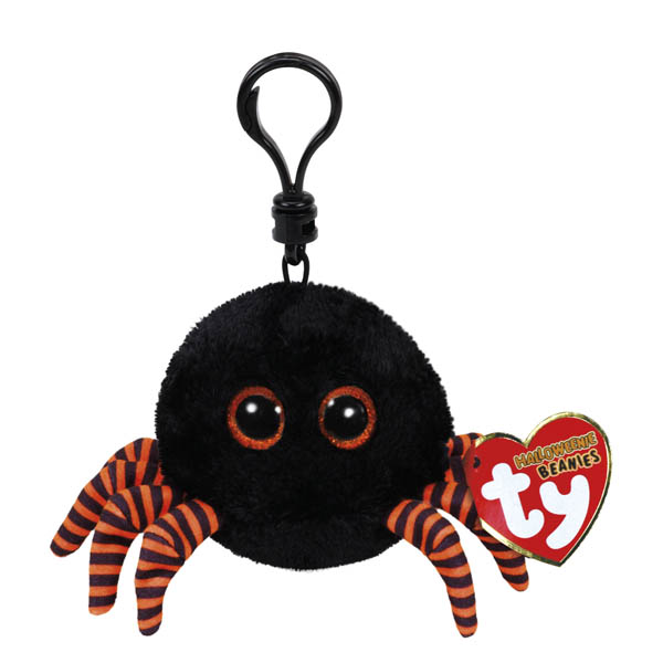 Ty Spidey the Spider Beanie Boo's Clip