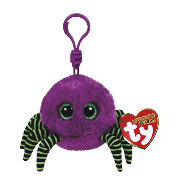 Ty Crawler the Spider Beanie Boo's Clip