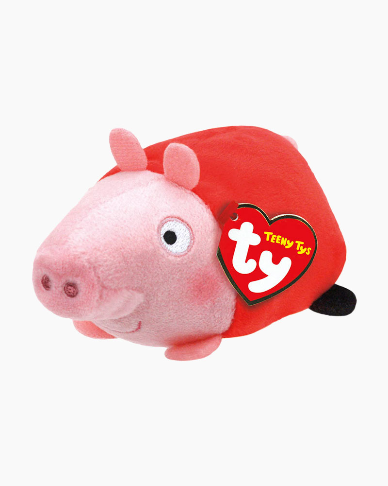 Ty Peppa Pig Teeny Tys Plush