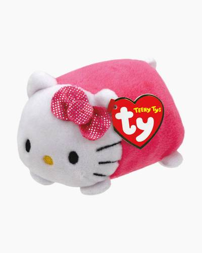 Pink Hello Kitty Teeny Tys Plush
