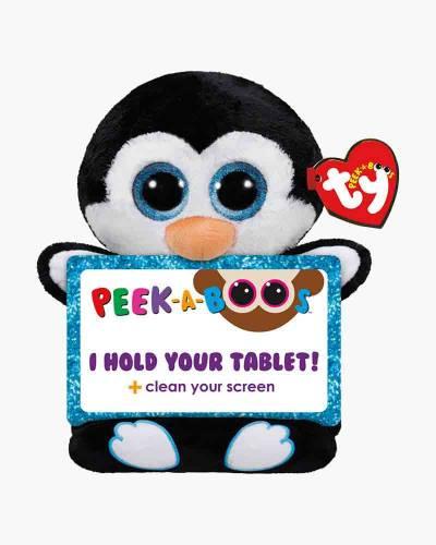 Penni the Penguin Peek-A-Boo Tablet Holder