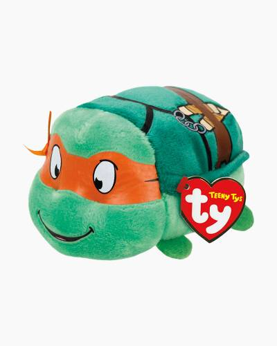 Teenage Mutant Ninja Turtles Michelangelo Teeny Tys Plush