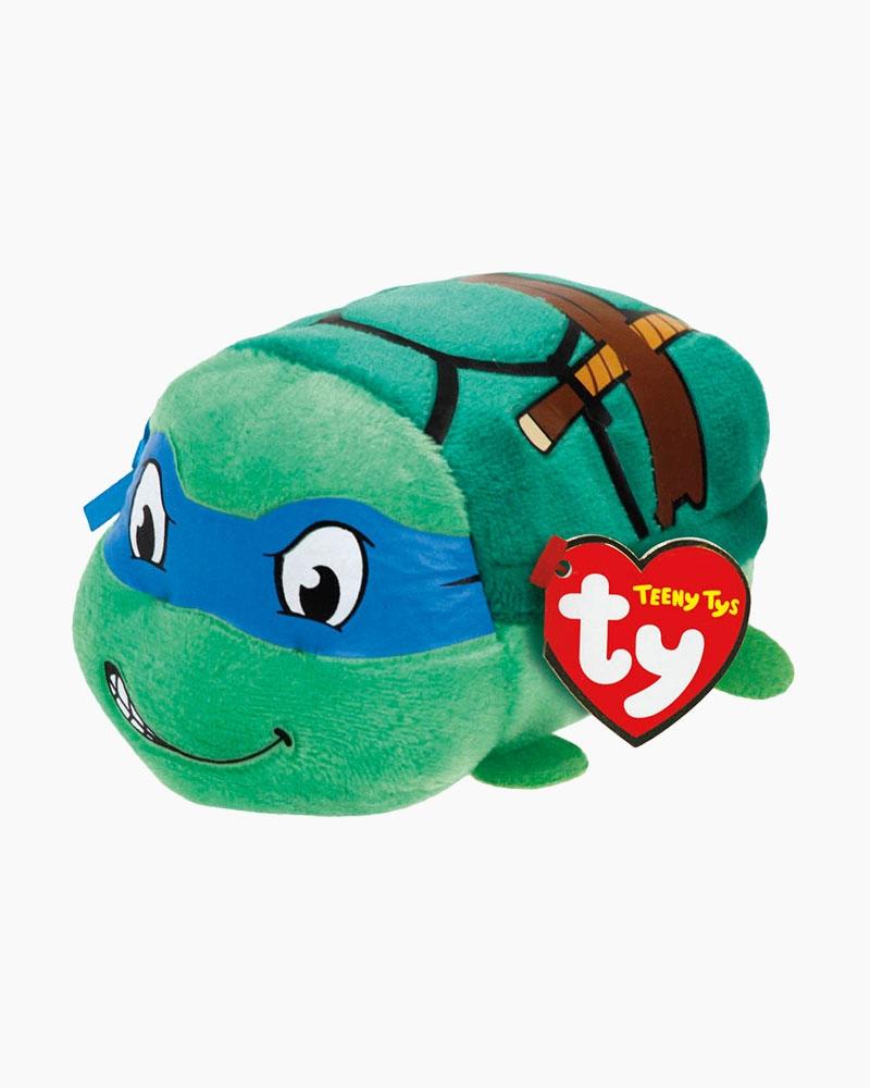 Ty Teenage Mutant Ninja Turtles Leonardo Teeny Tys Plush