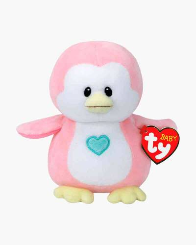 Penny the Pink Penguin Baby Plush