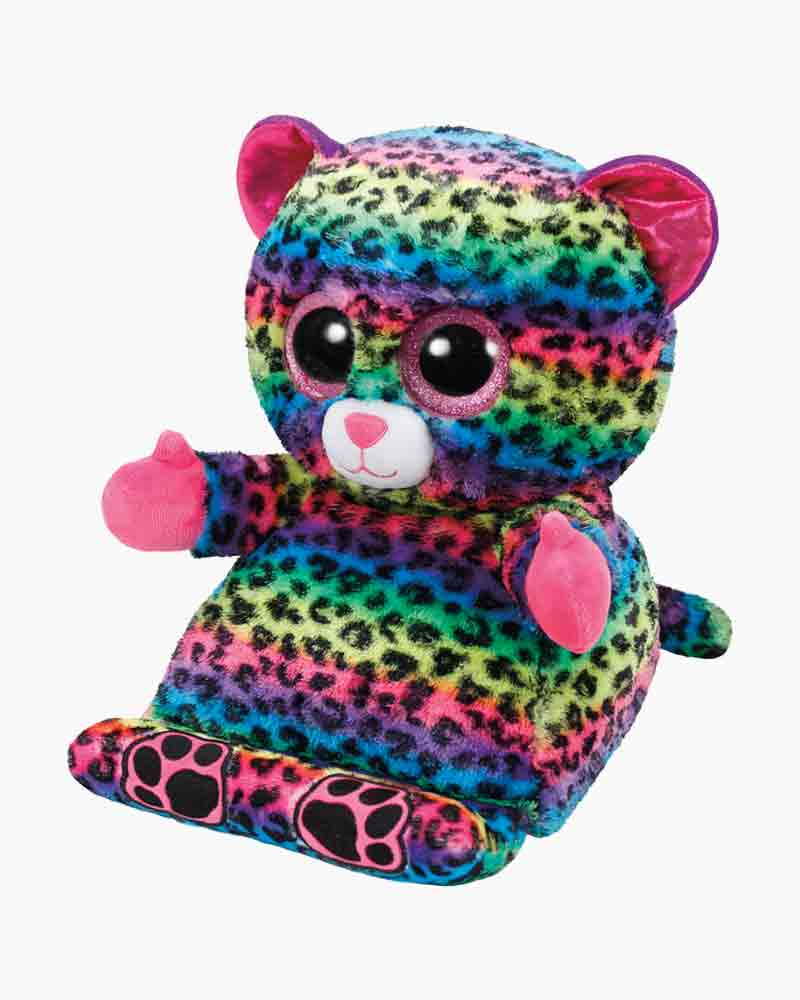 Ty Lance the Leopard Peek-A-Boo Tablet Holder