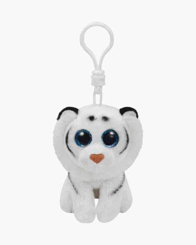 Tundra the White Tiger Beanies Clip
