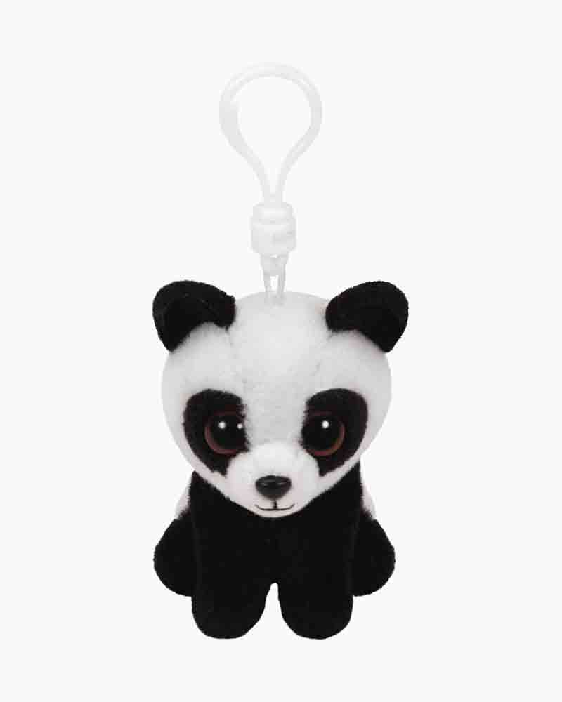 Ty Bamboo the Panda Beanies Clip