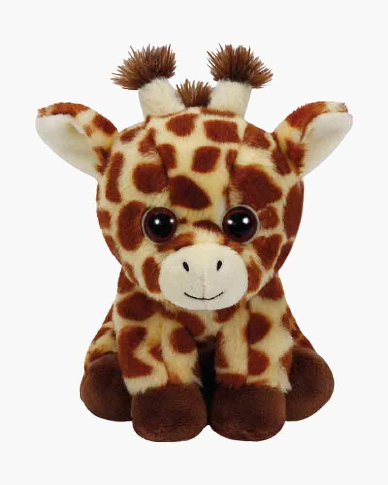 Ty Peaches The Giraffe Classic Regular Plush The Paper Store
