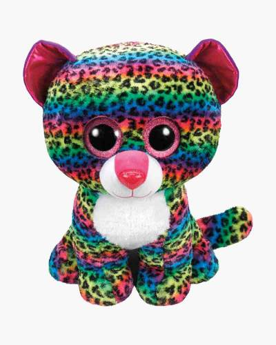 Dotty the Multi Color Leopard Beanie Boo's Large Plush