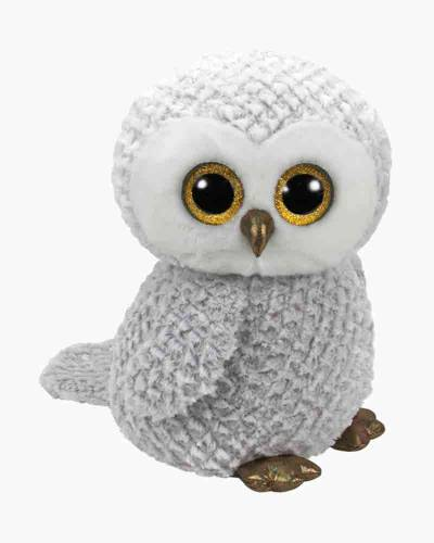 Owlette the White Owl Beanie Boo's Large Plush
