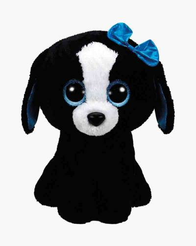 Tracey the Black and White Dog Beanie Boo's Large Plush
