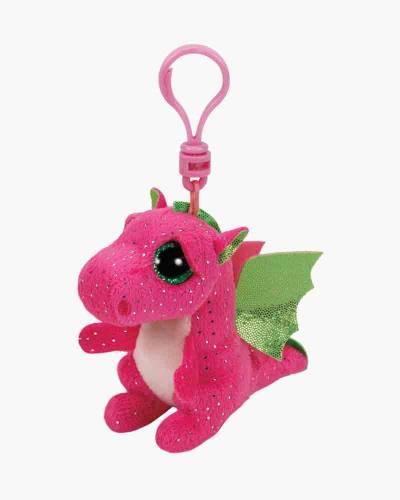 Darla the Dragon Beanie Boo's Plush Clip