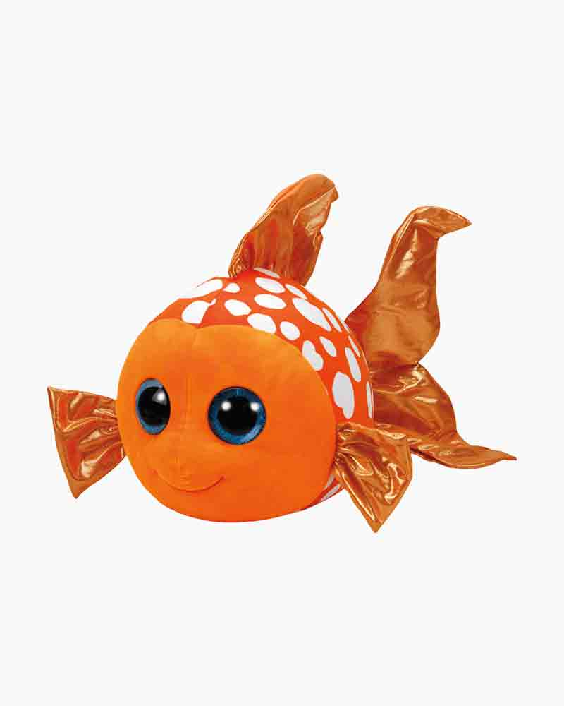 Ty Sami the Fish Beanie Boo's Large Plush