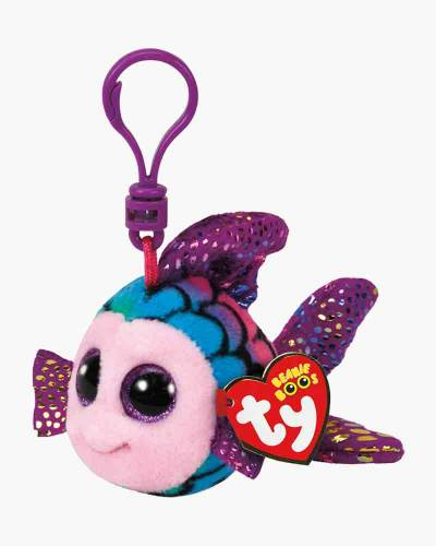 Flippy the Fish Beanie Boo's Plush Clip