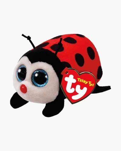 Trixy the Ladybug Teeny Tys Plush