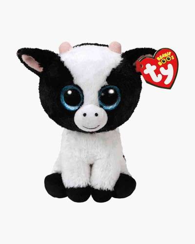 Butter the Cow Beanie Boo's Regular Plush