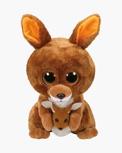 Kipper the Kangaroo Beanie Boo's Medium Plush