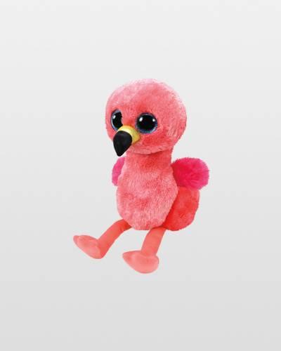 Gilda the Flamingo Beanie Boo's Medium Plush