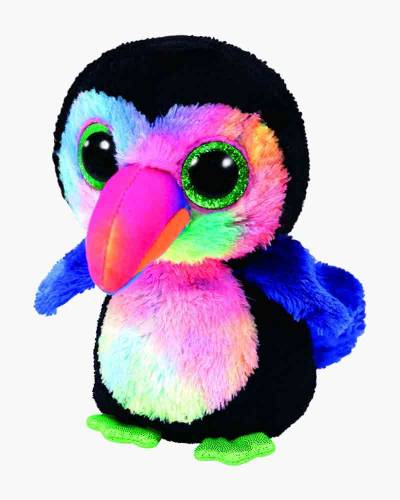Beaks the Toucan Beanie Boo's Regular Plush