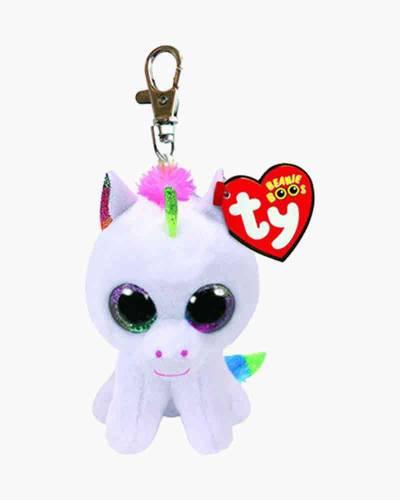 Pixy the Unicorn Beanie Boo's Plush Clip