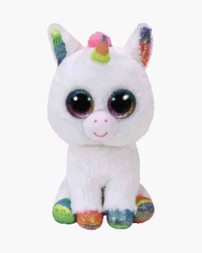 Pixy the Unicorn Beanie Boo's Medium Plush