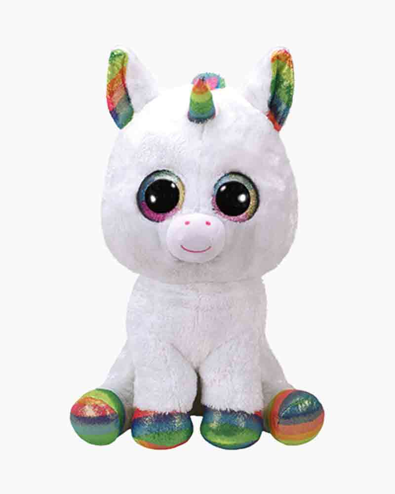 Ty Pixy The Unicorn Beanie Boo S Large Plush The Paper Store