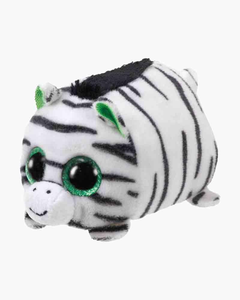 Ty Zilla The Zebra Teeny Tys Plush The Paper Store
