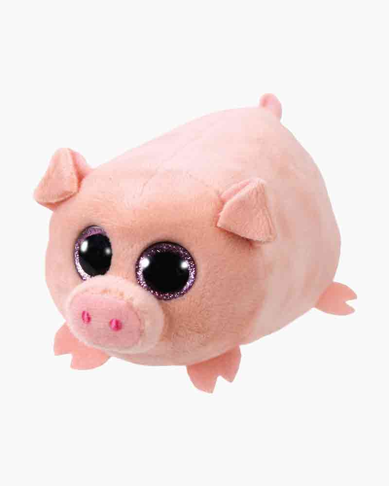Ty Curly The Pig Teeny Tys Plush The Paper Store
